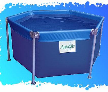 Basseng show vat 15 1365 liter nettbutikk for Koi dam utstyr